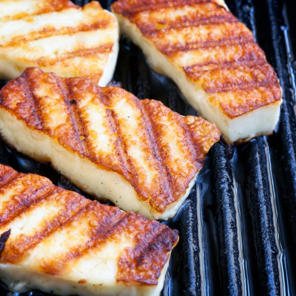 The Grilled Halloumi Case